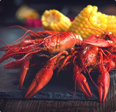 Delta Crawfish › Delta Crawfish and Shrimp Market - Jonesboro